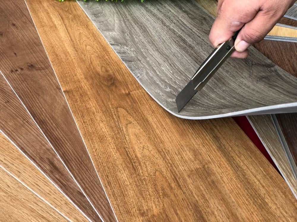 resilient flooring vs non-resilient flooring